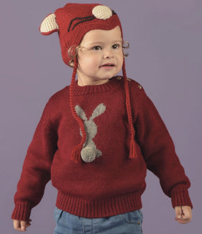 Anntarah Mouse Knit Hat