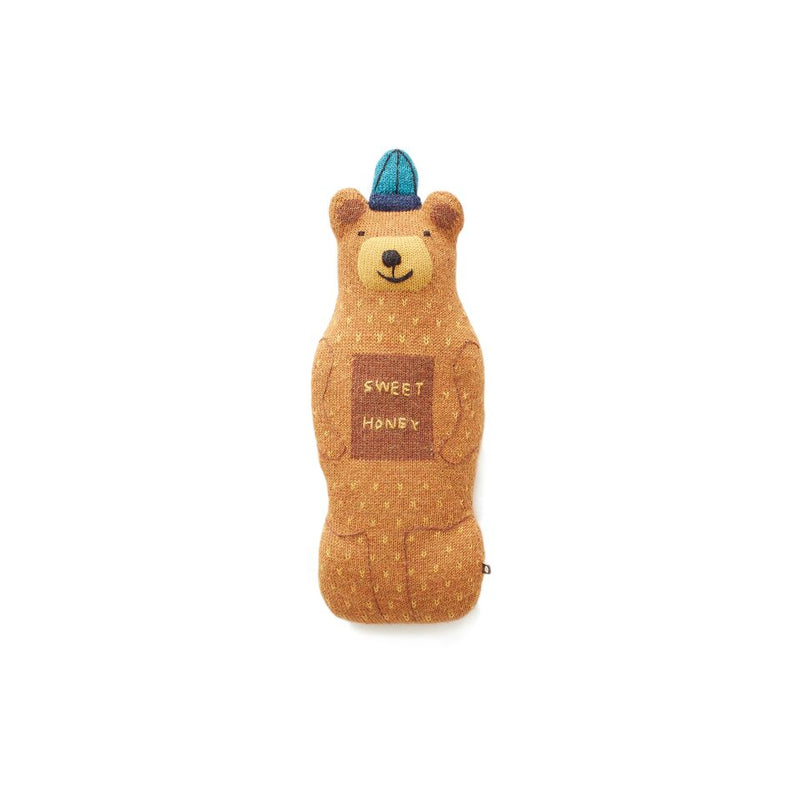 Honey Bear Pillow