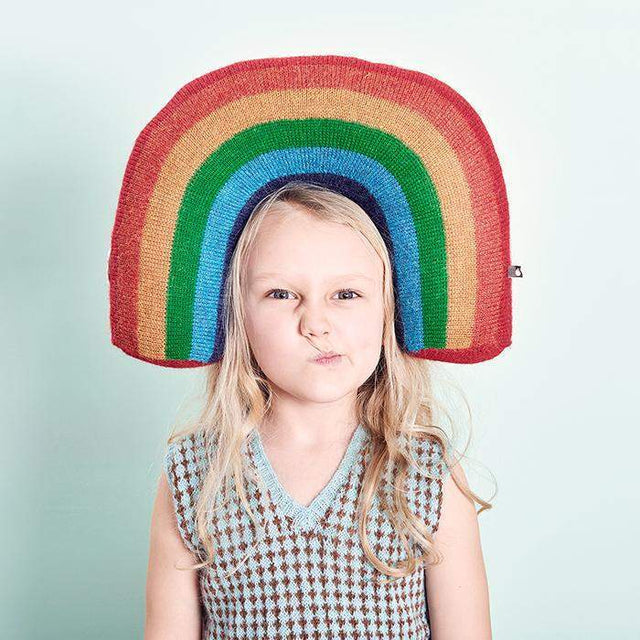 Oeuf Rainbow Pillow