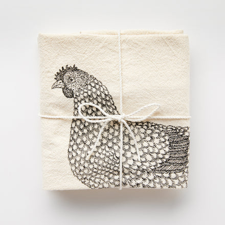 SKT Ceramics Flour Sack Tea Towels