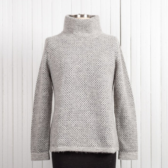 Selbu Mock Sweater