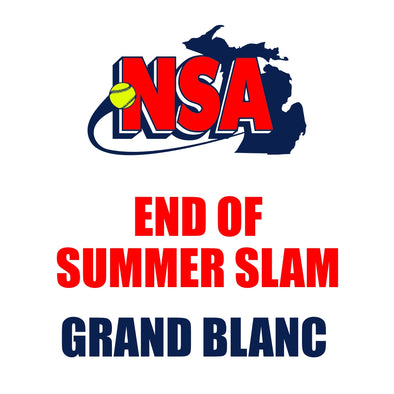 End of Summer Slam - Grand Blanc (August 29th - 30th)