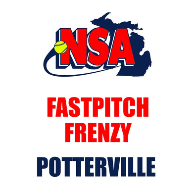 Fastpitch Frenzy - Potterville (August 1st - 2nd)