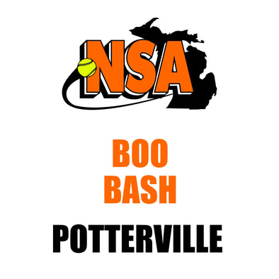 BOO Bash - Potterville (October 24th - 25th)