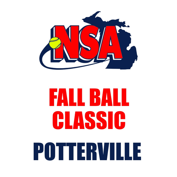 Fall Ball Classic - Potterville (September 19th - 20th)
