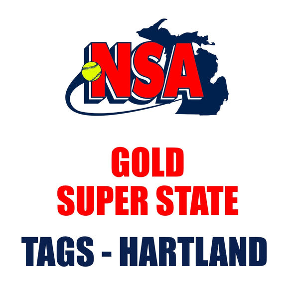 Men's Super State Championship - Gold (August 15th - 16th)