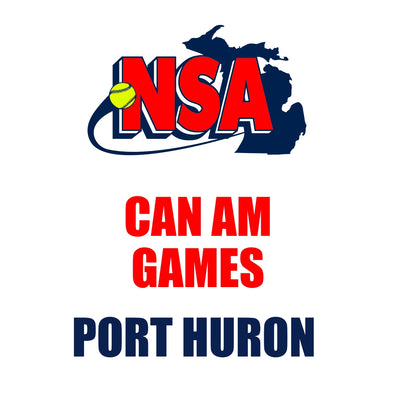 CAN AM Games - Port Huron (July 10th - 12th)