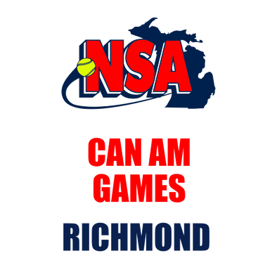 CAN AM Games - Richmond (July 13th - 14th)