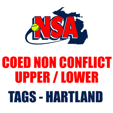 COED Non Confilct - Upper / Lower (June 29th)