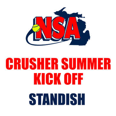 Crusher Summer Kick Off - Standish (June 7th - 9th)