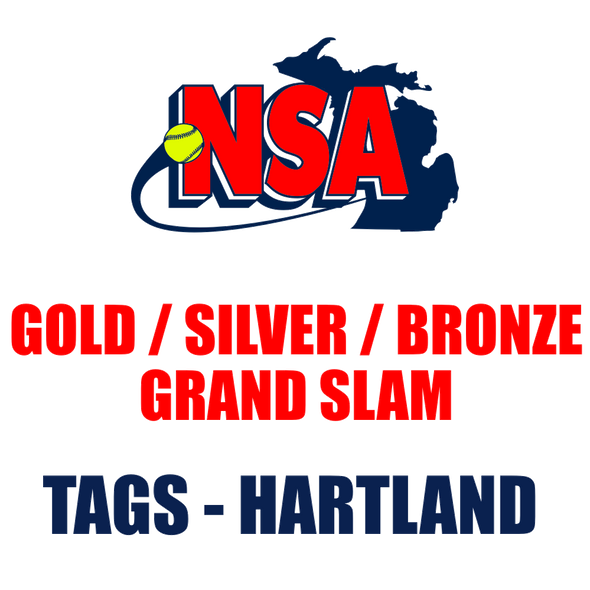 Men's Grand Slam - Gold / Silver / Bronze (June 8th)