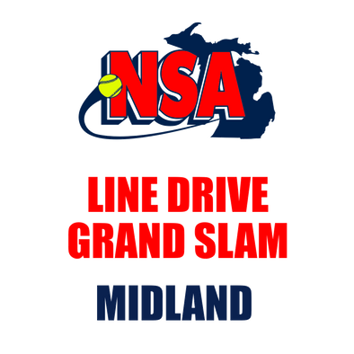 Line Drive Grand Slam - Midland (July 10th - 12th)