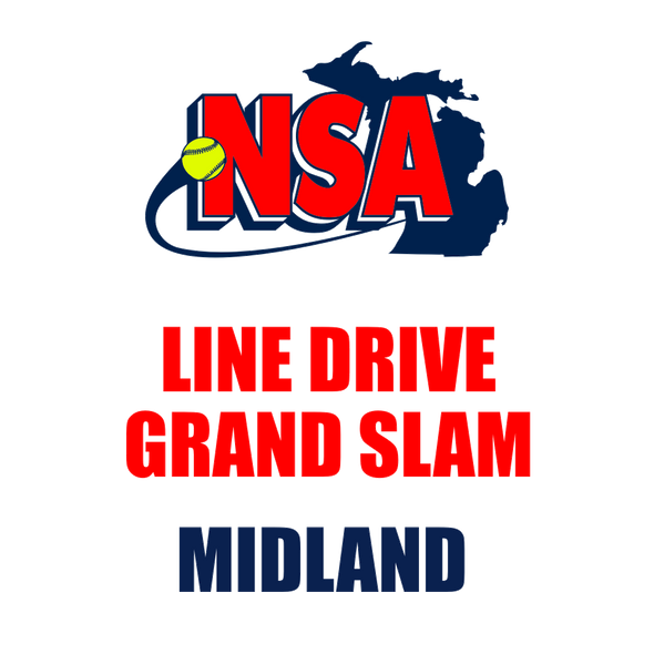 Line Drive Grand Slam - Midland (July 9th - 11th)