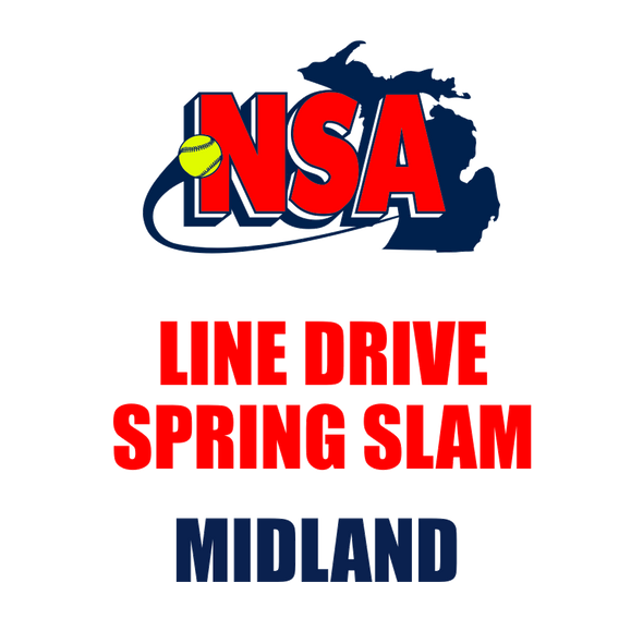 Line Drive Spring Slam - Midland (May 23rd - 24th)