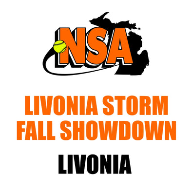 Livonia Storm Fall Showdown - Livonia (October 5th - 6th)