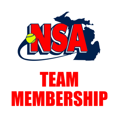 2019 NSA Team Membership (Sanction) Fee