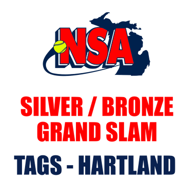 Men's Grand Slam - Silver / Bronze (June 20th)