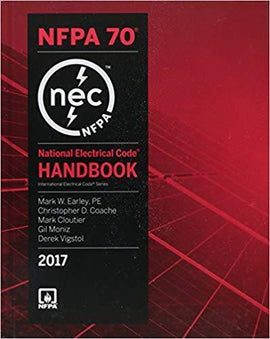 National Electrical Code 2017 Handbook 1st Edition - PDF Version