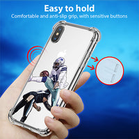 Air Zeke iPhone Case