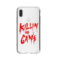 Killin The Game iPhone Case