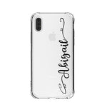 Personalized Handwritten Name iPhone Case