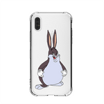 Big Chungus iPhone Case