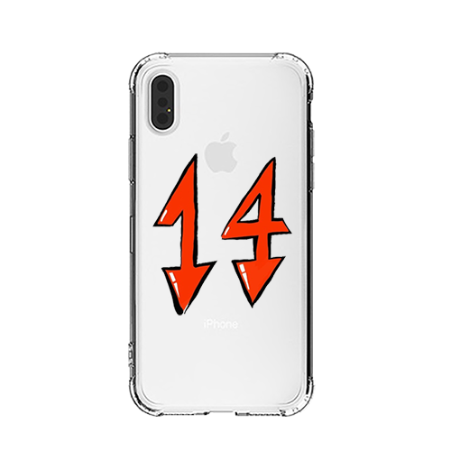 14 iPhone Case