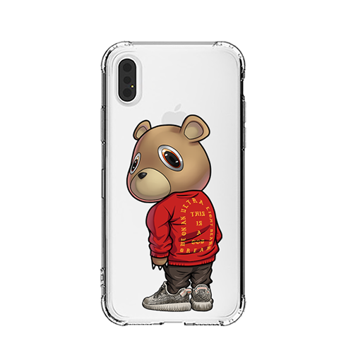 Pablo Bear iPhone Case