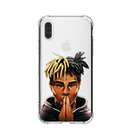 Praying Jah iPhone Case