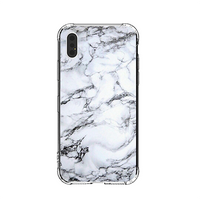 Pearl White Marble iPhone Case