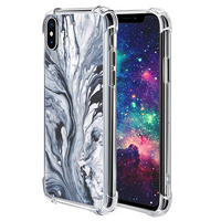 Wet Paint Marble iPhone Case
