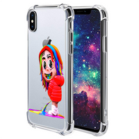 69 Peeing iPhone Case