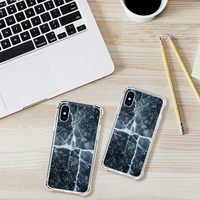 Space Galaxy Marble iPhone Case