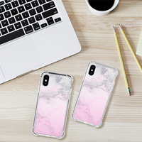 Pretty Pink Marble iPhone Case