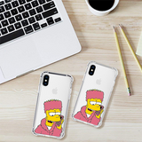 Dope Bart iPhone Case