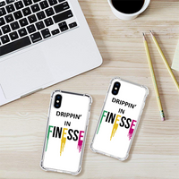 Drippin' In Finesse iPhone Case