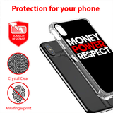 Money Power Respect iPhone Case