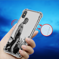 X Stand iPhone Case