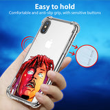 WRLD iPhone Case