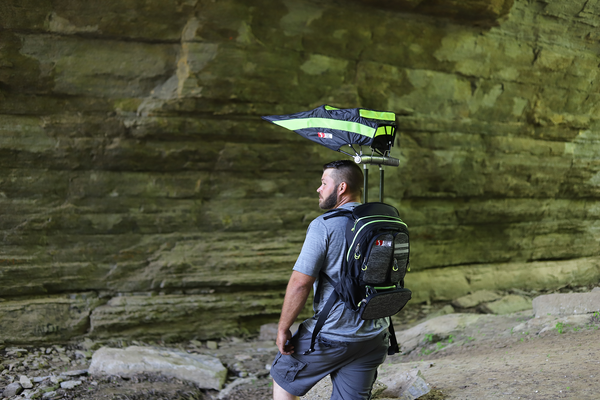 5 Uses For The Brellapack You Probably Haven't Thought Of