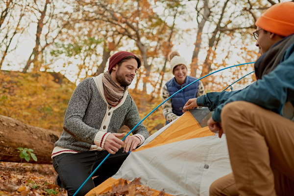 These 7 Places Boast the Best Fall Colors (and the Best Camping)