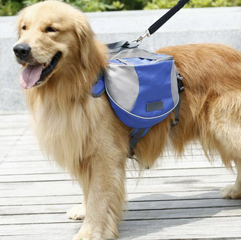 Dog Saddle Bag/Backpack