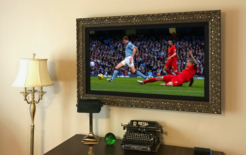 Frame My TV™ - Custom TV Mirror & Picture Frame TV solutions