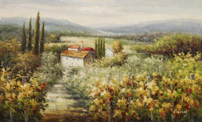 8021 - Tuscan Farm House by Marley
