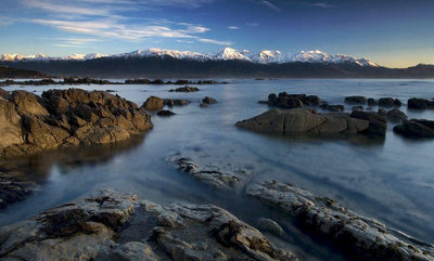 8080 - Kaikoura Mountains by Julian Spain