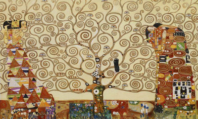 8189 - The Tree of Life, Stoclet Frieze by Gustave Klimt