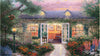 ART-5004 | Studio in the Garden by Thomas Kinkade