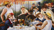 Luncheon of the Boating Pary Bougival