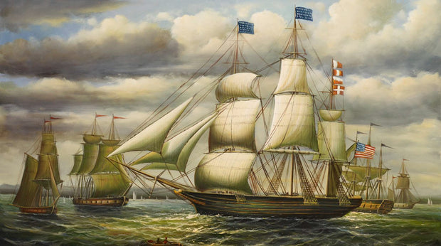 A Clipper Ship Southern Cross