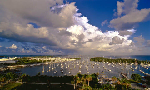 Sailboat Bay Coconut Grove